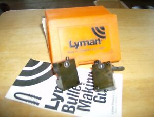 36 cal. round ball mould .350 dia. lyman new old stock pristine