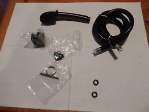 RV 2 Position Hand Shower Kit With On Off Switch Oil Rubbed Bronze New