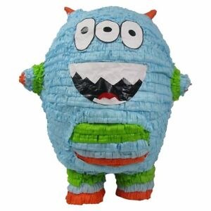 Pinatas Funny Monster Party Game Decor and Photo Prop for Monsters or Space