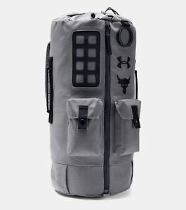 Under Armour Project Rock 60 duffle Bag  back pack In Hand brand new