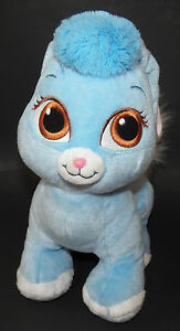 Berry Blue Bunny Build Bear Plush Rabbit Snow White Palace Pet Stuffed Animal