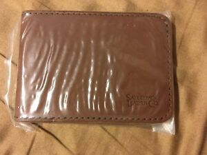 Saddleback Leather Small Leather Bifold Wallet Tobacco