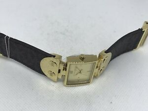 Michael Kors Sample Watch MK2344 Band Bracelet Strap No Movement Inside F4501