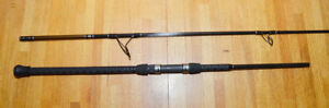 """Tsunami Airwave Elite Surf Spinning Rod TSAWESS932XH 9'3"""" - PRE OWNED"""