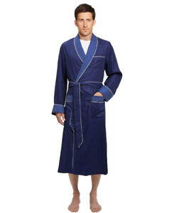 Mens Long Silk Satin Robe USA SELLER FAST SHIP  5 Day Delivery  $24.99