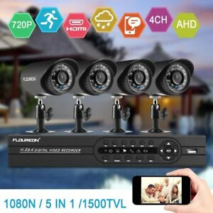 Security Camera For Professional Houses Night Vision 4 Exterior  Interior Impe