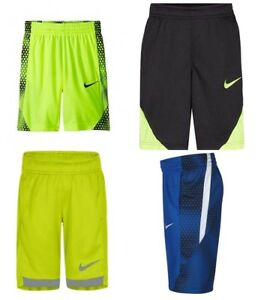 New Nike Little Boys Dri Fit Shorts Choose Size and Color $11.99