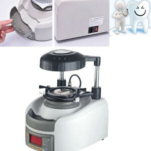 Dental Thermoforming Material Machine Vacuum Forming & Molding Former 8 Buttons