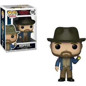 Funko Pop TV: Stranger Things Hopper WFlash Light 720 36039 In stock