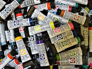 Daniel Smith watercolors, 5 ml tubes, $3 flat rate shipping, 10% off $50 or more