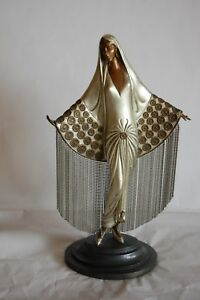 Erté Bronze Sculpture