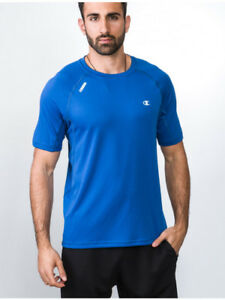 CHAMPION MEN'S T-SHIRT FITNESSFREE TIME art. 210160 IN DRY-TECH