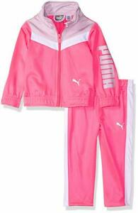 PUMA Baby Girls Jacket and Pants Set $17.99