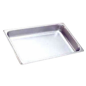 Winco Steam Table Pan 6'' Deep Stainless Steel Anti-Jamming (12 PiecesUnit)