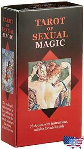 Tarot of Sexual Magic (English and Spanish Edition), New, Free Ship