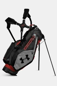Under Armour UA Storm Match Play 14-Way Stand Bag RedSteel