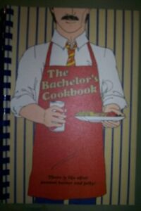 BACHELOR'S COOKBOOK OUT ON MY OWN **BRAND NEW**
