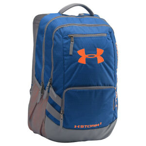 Under Armour Hustle Backpack II 5 Colors Business & Laptop Backpack NEW