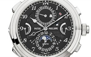 Patek Philippe 6300G-001 Grand Complication Minute repeter