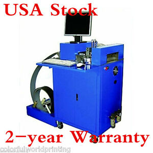 US Stock CNC Notching Machine for Metal Channel Letter Single Side Notcher CE