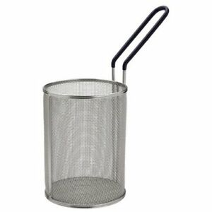 Winco MPN-57, Stainless Steel Pasta Boil Basket, 5.25