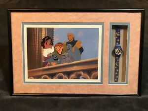 FRAMED Hunchback Disney Exclusive Commemorative Lithograph 1997 20