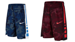 New Nike Boys Elite Basketball Shorts Choose Size and Color MSRP $30.00 $14.99