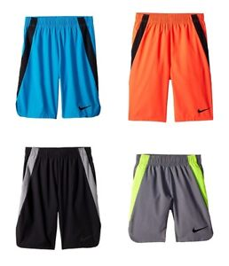 New Nike Boys' Woven Training Shorts Choose Color and Size MSRP $28.00 $12.99