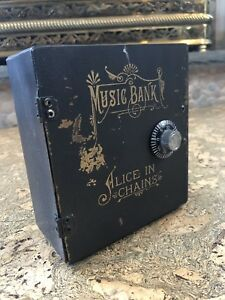 Ultra Rare Alice In Chains Metal Music Bank Promo Box Set (#43 Of 204)