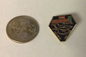 Budweiser Columbia Cup 30 Tri Cities Hydroplane Pin $2.25