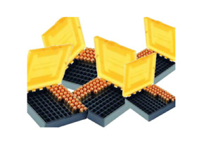 SmartReloader Pistol Ammo Boxes 4 PACK (.45ACP 40S&W) FREE SHIPPING