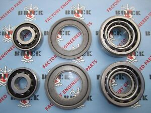 1941 1956 Buick Front Inner Outer Wheel Bearings Seals Replacement Kit $117.75