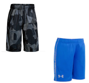 UNDER ARMOUR YOUTH BOYS or TODDLER BABY ATTIRE SHORTS BOTTOMS NWT FREE SHIPPING