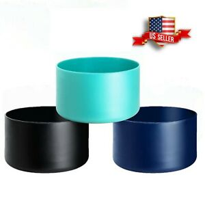 Protective Silicone Bottle Boot Sleeve for Hydro Flask Anti Slip Bottom Cover $6.59