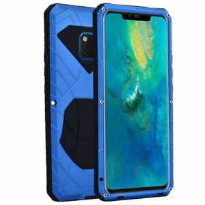 iMatch Metal Aluminium Hybrid Case For Huawei Mate 20 Pro 20 X Shockproof Cover