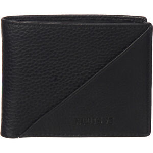 Roots 73 Leather RFID Slimfold Wallet with Coin Pocket Men's Wallet NEW