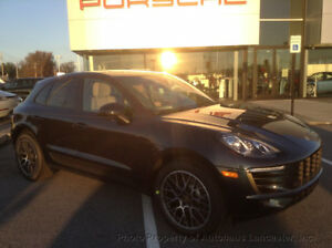 2018 Porsche Macan Macan Sport Edition Macan Sport Edition New 4 dr SUV Automatic Gasoline 2.0L 4 Cyl Night Blue Metall
