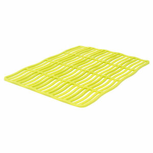 Sink Mat - Silicone - Large - Green