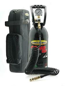 Smittybilt Power Air Tank with Regulator and Fittings - 10 Gallon Capacity 2747