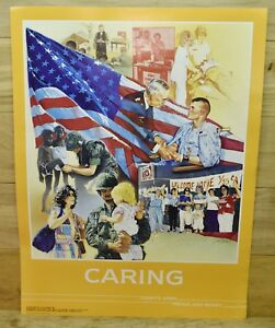 Vintage 1985 ARMY Recruiting Poster