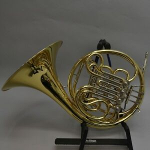 French Horn YAMAHA YHR-87 With Hard Case Made In Japan