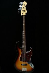 Fender Made In Japan 2018 Limited Collection 60s Jazz Bass 3CS with Hard Case