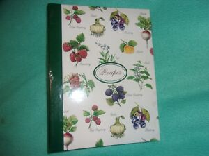Recipe Keepsake Book - With Love from My Kitchen- Write your own Favorite Recipe