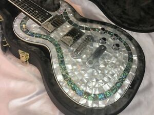 Zemaitis CS24PF LITTLE RING Les Paul Made in Japan With Hard Case