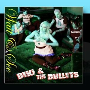BEKI AND BULLETS - Wait And See - CD - **BRAND NEWSTILL SEALED**