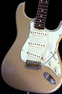 Fender Custom Shop 1960 Stratocaster Relic MH 2011 With Hard Case