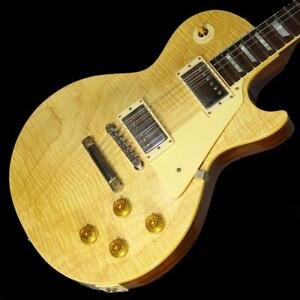 Gibson Custom Shop 1958 Les Paul Model 2017 Antique Natural With Hard Case