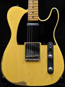 Fender Custom Shop 2011 1953 Telecaster Heavy Relic With Hard Case