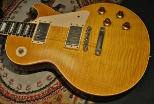 Gibson Custom Shop Historic Collection 1959 Les Paul Reissue VOS With Hard Case