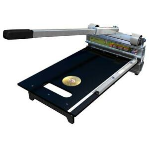 New 13 in.EZ Shear Laminate Flooring Cutter for Laminate Vinyl Rubber and More